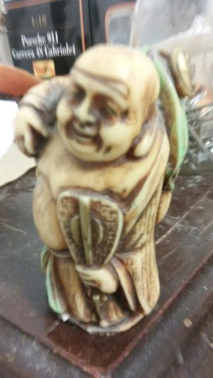 Hand made bone Buda. for Sale in Fort Washington, MD