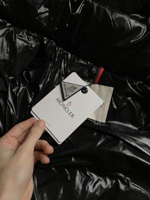 Black Moncler Maya Puffer Jacket Size 3 for Sale in Woodbridge, VA