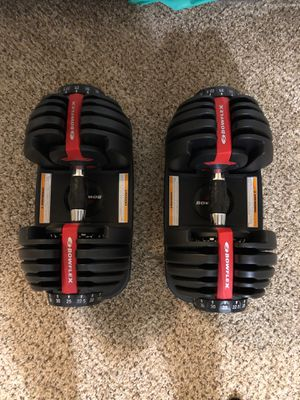 Bowflex dumbbell for Sale in Chandler, AZ