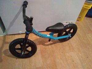 Light Blue Banana Balance bike for Toddler $40 FIRM!!! for Sale in Las Vegas, NV