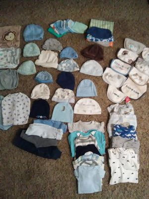 Baby Boy Newborn Clothes and More for Sale in Murrieta, CA
