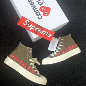 CDG Play Converse Size 6 for Sale in Morada, CA