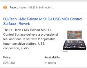 Dj mixer for Sale in The Bronx, NY