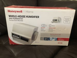 NEW! Honeywell HE120A Whole House Humidifier for Sale in Glendale, AZ