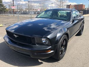 05' mustang v6 deluxe pack MANUAL for Sale for sale  Edison, NJ