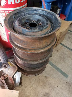 55 Chevy belair parts for Sale in Gig Harbor, WA