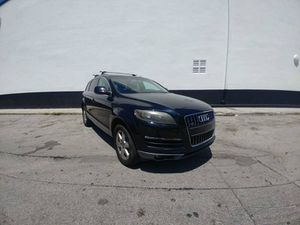 2011 Audi Q7 for Sale in Miami, FL