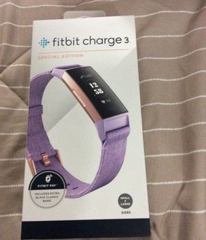 Fitbit charge three special edition BN Sealed for Sale in Carmel Hamlet, NY