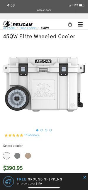 Pelican cooler for Sale in Avondale, AZ