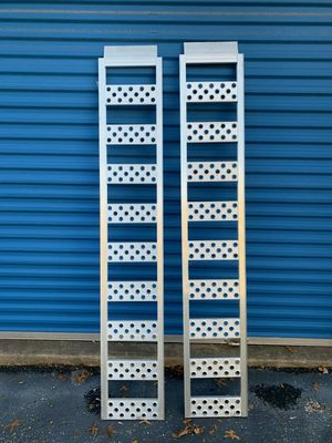 Ramps by Reese, 6.5' Aluminum Loading ramps, Excellent Condition! for Sale in Chesterfield, MO