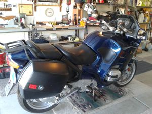 2004 BMW R1150RT Sport touring motorcycle. for Sale in Las Vegas, NV