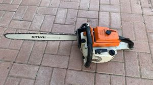 Stihl 041 AV Chainsaw working new bar and chain 20 inch for Sale in Penndel, PA