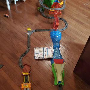 "Thomas The Train Track master ""Sky High Bridge Jump"" for Sale in Woodbridge, VA"