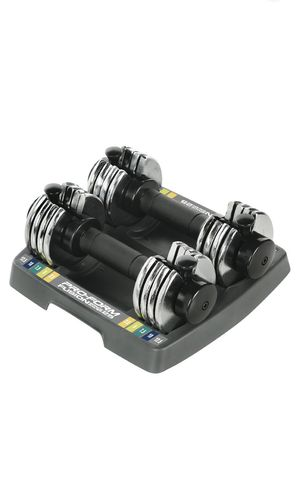 proform adjustable dumbbells 2.5 - 12.5lbs for Sale in Richmond, VA
