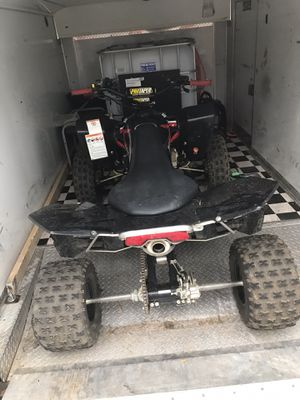 Suzuki 450 LTR for Sale in Martinsburg, WV