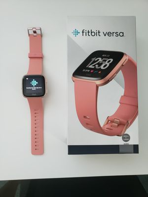 Fitbit Versa Watch for Sale in Ontario, CA