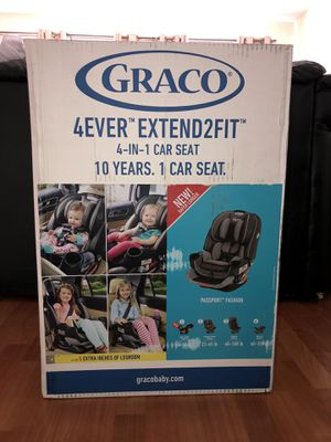 Graco 4Ever Extend2Fit (Originally $269.99) for Sale in Everett, WA