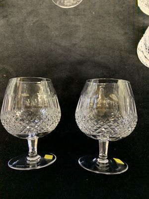 Waterford Crystal Colleen Brandy Snifters for Sale in San Clemente, CA