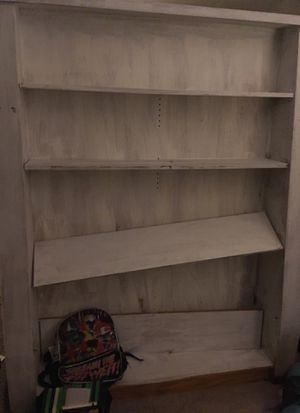 Tall bookcase for Sale in Ruskin, FL