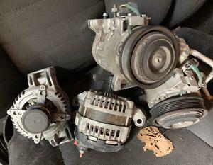 Dodge Charger Challenger Chrysler 300 Alternator AC Compressor for Sale in Dallas, TX