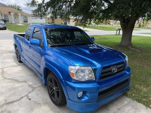 2007 Toyota Tacoma X Runner for Sale in Kissimmee, FL