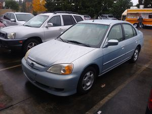 2003 honda civic hybrid 5 speed for Sale in Bellevue, WA