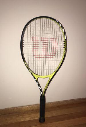 Wilson Fusion XL Tennis Racket for Sale in Woodbridge, VA