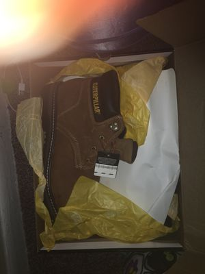 CAT'S work boots for Sale in Lauderhill, FL