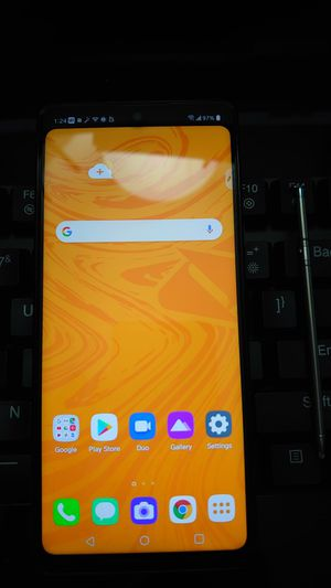 """64GB 6.8"""" 1080P IPS LG Stylo 6 Android 10 Smartphone (Boost Mobile Only) for Sale in Santa Fe Springs, CA"""