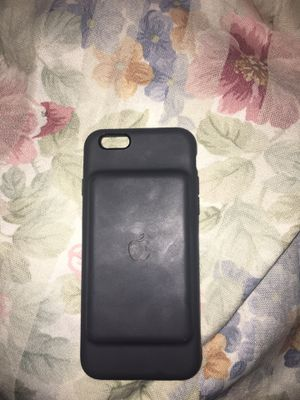 Apple-iPhone 7 Smart Battery Case - Black for Sale in Wahneta, FL