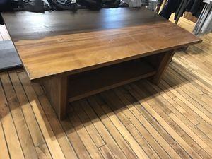 Teak coffee table for Sale in Cleveland, OH