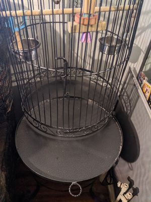 Metal bird cage for Sale in Denver, CO