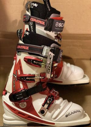 Scarpa 2008 T-RACE SKI BOOTS for Sale in Saint Charles, MO
