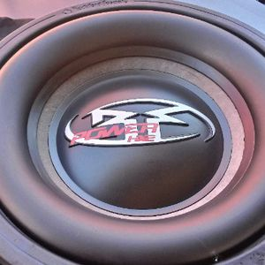 "Rockford Fosgste 12"" Power HX2 (1000 watts rms) for Sale in San Francisco, CA"