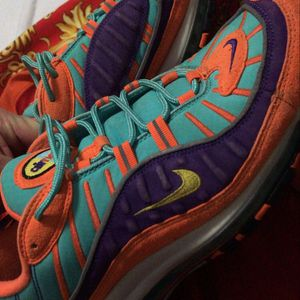 "Nike Air Max 98 Quickstrike ""Cone"" Exclusive for Sale in Miami, FL"