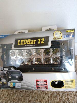 Additional LED headlights. Alpena CREE LED Bar12. 12-24 Volt. 26 Watts. 2600 lumens. IP67. Brand new. for Sale in Plantation, FL