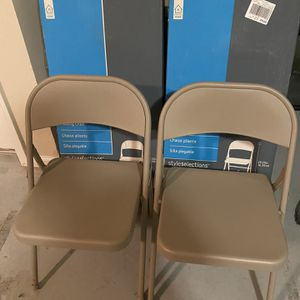 Folding Chairs for Sale in Cary, NC