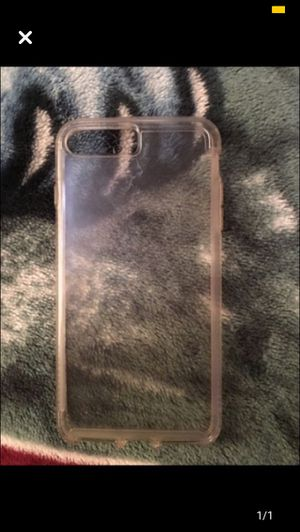 iPhone 7+ Case - clear for Sale in Milnesville, PA