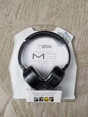 Turtle Beach Ear Force M3 Headset for Sale in Elk Grove, CA