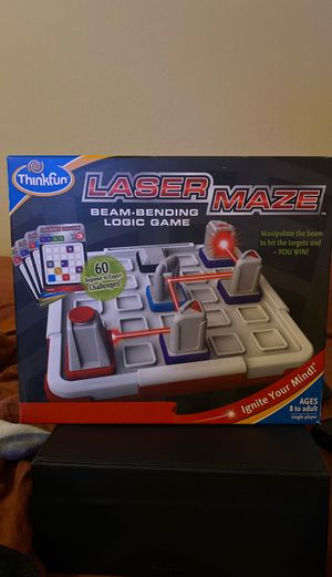Lazer Maze Board Game for Sale in Rancho Cordova, CA