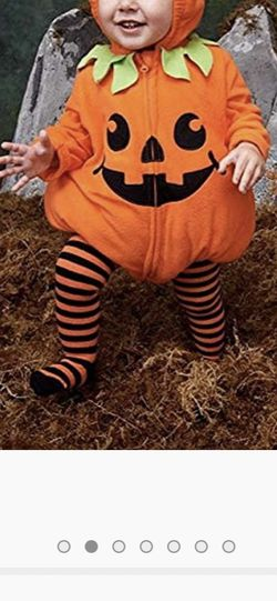 12-18m Toddler Pumpkin Costume for Sale in Manheim,  PA