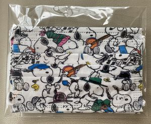 Adult Snoopy Face Mask (Pack of 10) for Sale in Atlanta, GA