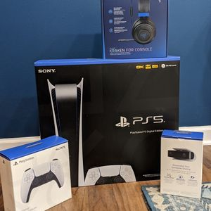 PlayStation 5 Bundle for Sale in Saint Paul, MN