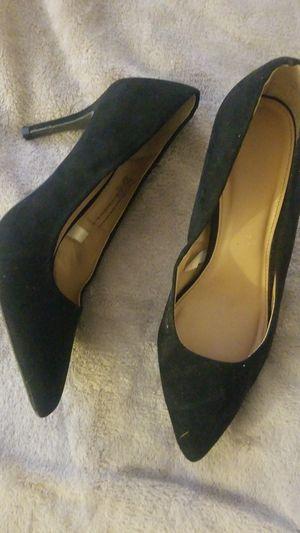 7.5 high black heels for Sale in Vista, CA