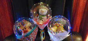 "18"" ""Snow globe"" Led Balloons for Sale in Mesa, AZ"