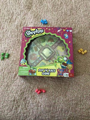 Trouble Game Board/Shopkins Theme for Sale in Austin, TX