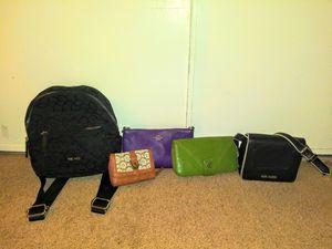 5 Bags/Wallets for Sale in Seattle, WA