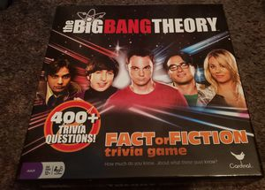 Big bang theory board game for Sale in Denver, CO