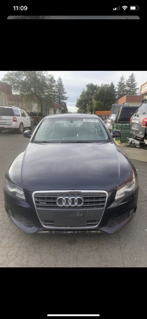 Audi A4 Quattro ** PARTING OUT ** 2009 2010 2011 2012 ** LOTS OF PARTS ** for Sale in Rancho Cordova, CA