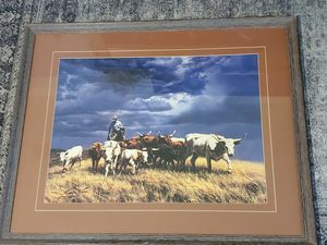 Western picture for Sale in Woodburn, OR